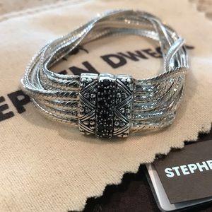 Stephen Dweck Sterling Silver Bracelet